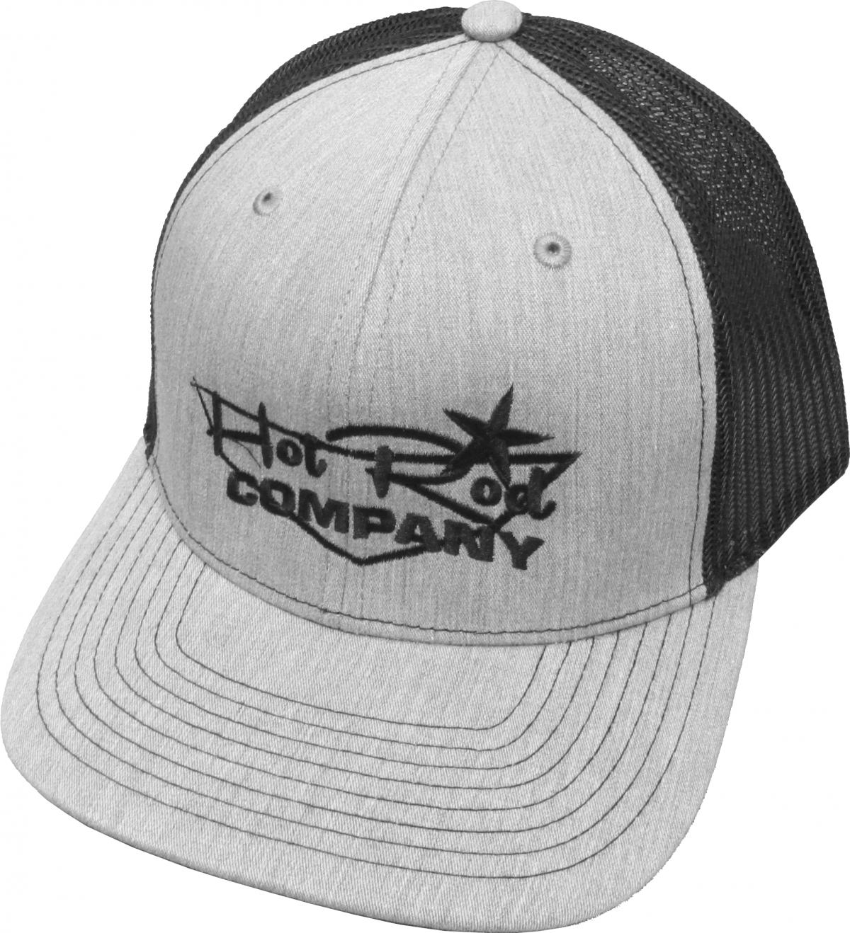 Hot Rod Company hat, gray