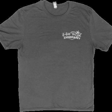 Hot Rod Company men's t-shirt, black (front)