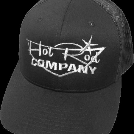 Hot Rod Company hat, black