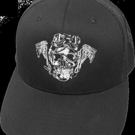 Hot Rod Company logo hat, black